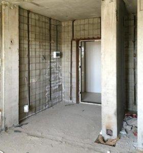 Квартира, 1 комната, 2.5 м²
