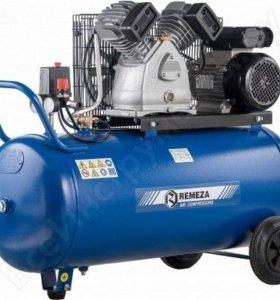 Воздушный компрессор Remeza сб 4/С-100 LB 30 б/у