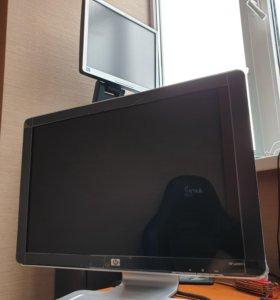 Новый монитор HP w2007v
