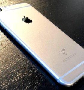 IPhone 6s 64 gb Silver оригинал
