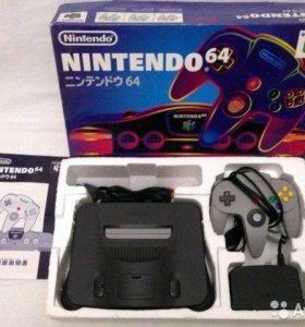Nintendo 64 оригинал