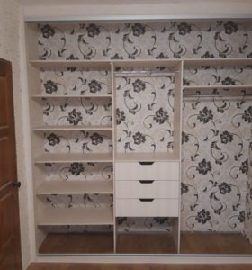 Шкафы-купе, мебель на закакз