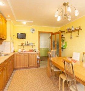 Квартира, 3 комнаты, 95.9 м²
