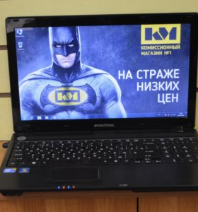 Ноутбук Emachines ZRDE 732