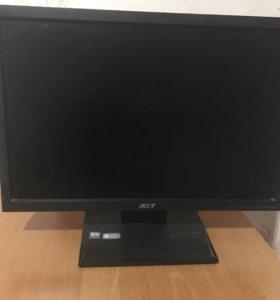 Монитор Acer V193W Ab