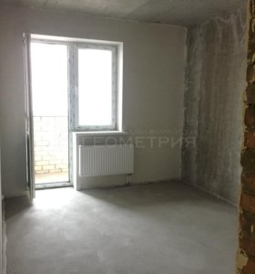Квартира, 2 комнаты, 63.1 м²