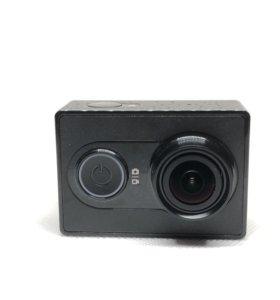Xiaomi YI Action Camera + аквабокс