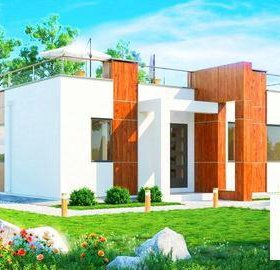 Дом, 104.2 м²