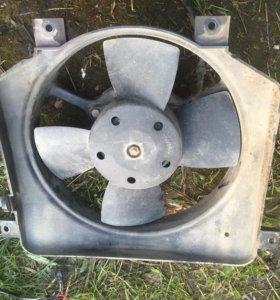 Вентилятор на радиатор 2113-2115