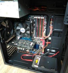 Intel Core i7-920/ DDR3 6gb/ 320gb/ RX 550