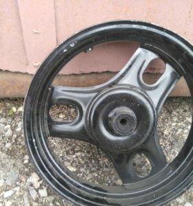 Диск колеса на мотик