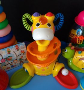 Музыкальный жираф эрик краузе