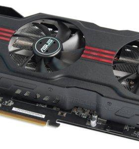 Видеокарта asus GeForce GTX 680 2GB