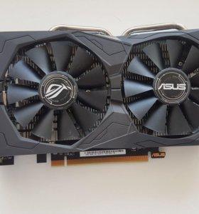 Видеокарта ASUS AMD Radeon RX 560 STRIX OC -GAMING
