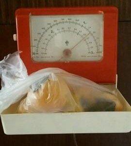 весы кухонные ссср