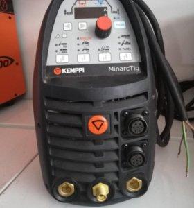 """Сварочный аппарат """"кемppi"""" MinarcTig 250 mlp"""