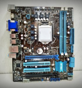 1155 Asus P8B75-M LE (USB3 Sata3 Hdmi)