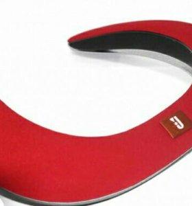 Портативная колонка на шею J SoundGear красный BT