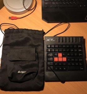 Клавиатура A4tech x7g100