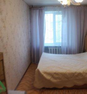 Квартира, 3 комнаты, 59 м²