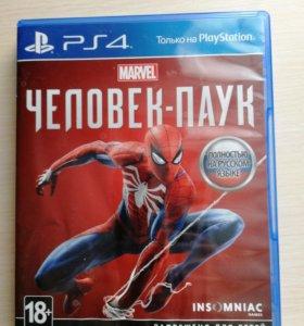 Человек-паук на PS4