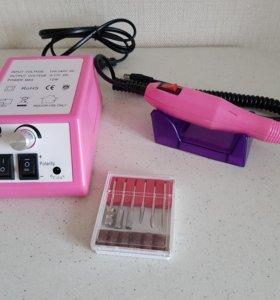 Аппарат для маникюра и педикюра новый