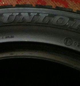 Шины Dunlop 205/55 r16 зима