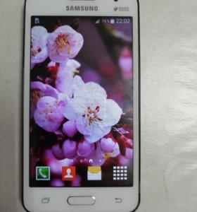 Телефон самсунг core2