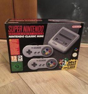 Игровая приставка Super Nintendo Classic Mini