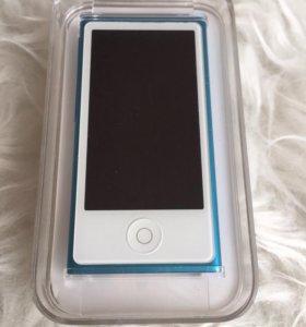 Новый плеер Apple IPod nano 16GB Gray MD477RU/A
