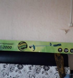 Электротример для травы