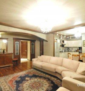 Квартира, 5 и более комнат, 123 м²