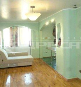 Квартира, 4 комнаты, 122.3 м²