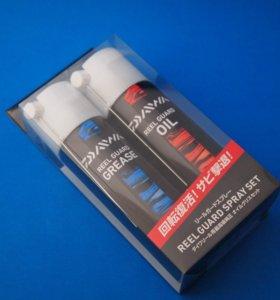 Смазка DAIWA Reel Guard Spray Set (100+100)мл