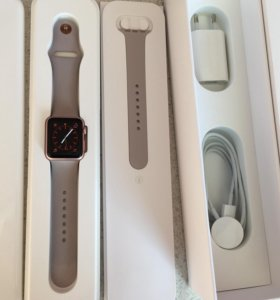 Apple Watch S1 38mm Rose Gold