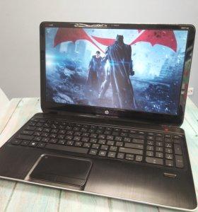 Отличный ноутбук HP Envy M6-1105er