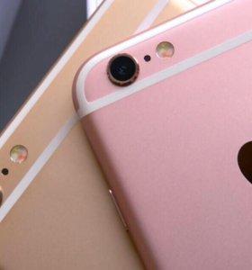 IPhone 6s 64 gb розовый
