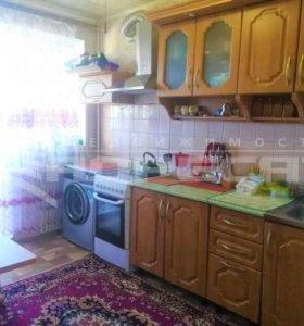 Квартира, 1 комната, 41.3 м²
