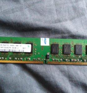 ОЗУ DDR2 2 GB