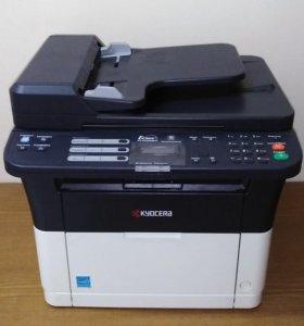 МФУ (принтер, сканер, копир) KYOCERA FS-1025MFP