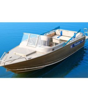 Катер Wyatboat-490 класическая (закрытый нос)