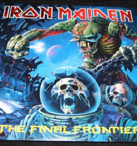 Iron Maiden - The Final Frontier 2 LP (picture)