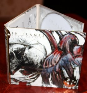 In Flames - Come Clarity digipack CD + DVD