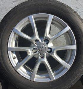 Оригинальные диски Audi Q5/SQ5 8R,Q5 FY R18