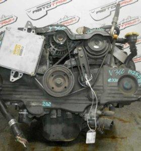 ДВС SUBARU EJ202 FORESTER LEGACY BE5 BH5 SF5 SG5 SOHC БЕЗ EGR 4WD V360-B257667