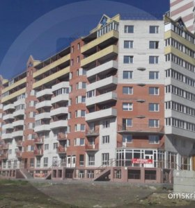 Квартира, 1 комната, 47.4 м²
