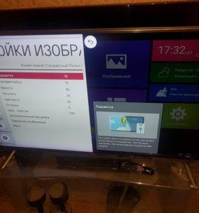 ЖК ТВ Lg 47 дюймов SMART WIFI 3D