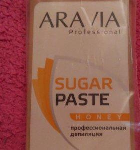 Сахарная паста для шугаринга,+ бандажные полоски