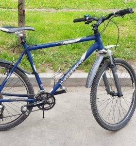Горный велосипед WHEELER49 Pro. Рама 21 дюйм.