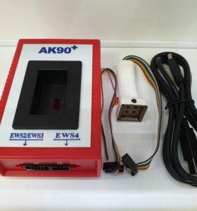 Программатор ключей зажигания BMW AK90+ для EWS